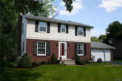 Amherst Single Family Home For Sale: 32 Culpepper Road