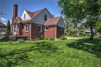 Hamburg Single Family Home For Sale: 4525 Mount Vernon Boulevard