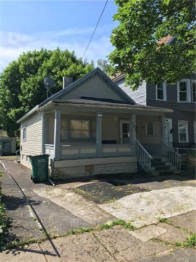 Buffalo Single Family Home For Sale: 131 W Vermont Street