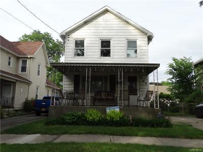 North Tonawanda Single Family Home For Sale: 269 Vandervoort Street
