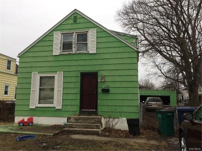 Buffalo Single Family Home For Sale: 130 Wyoming Avenue