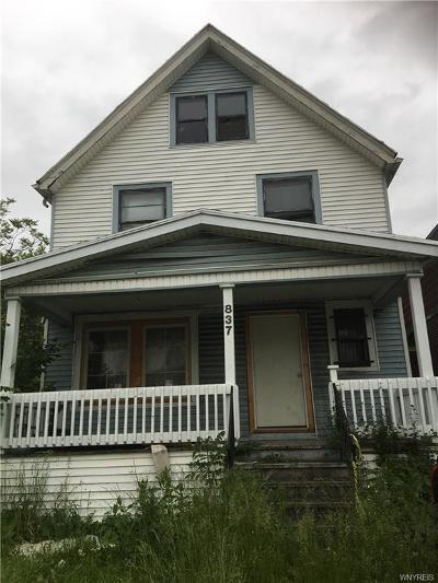 Buffalo Single Family Home Pending: 837 E Delavan Avenue