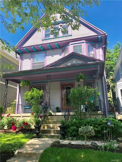 Buffalo Single Family Home For Sale: 252 Norwood Avenue