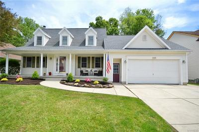 Amherst Single Family Home For Sale: 155 Deer Ridge
