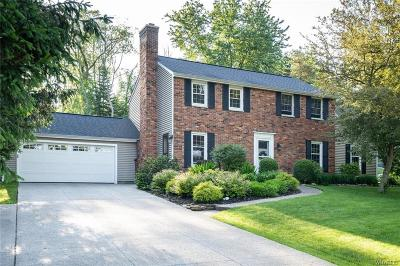 Orchard Park Single Family Home Active Under Contract: 16 Briar Hill Road
