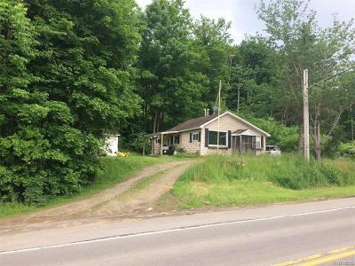 Cattaraugus County Single Family Home For Sale: 908 S Union Street