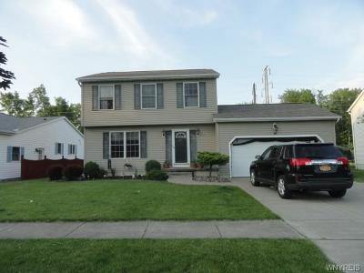 North Tonawanda Single Family Home For Sale: 579 Homestead Drive