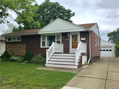 Erie County Single Family Home For Sale: 149 Thurston Ave