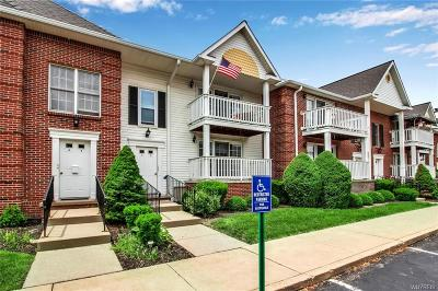 Amherst NY Condo/Townhouse For Sale: $162,500