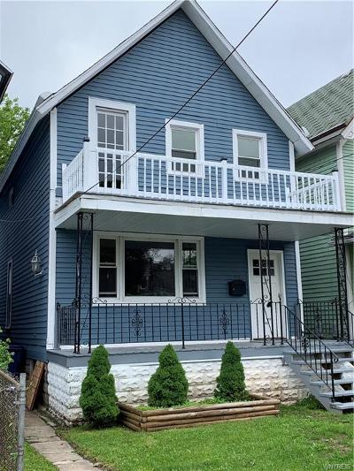 Buffalo Single Family Home For Sale: 204 Vermont Street