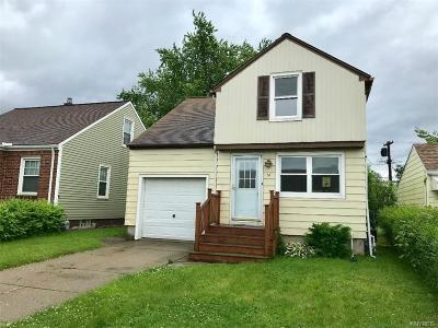 Erie County Single Family Home For Sale: 37 Glencove Road