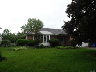 Amherst Single Family Home For Sale: 51 Swanson