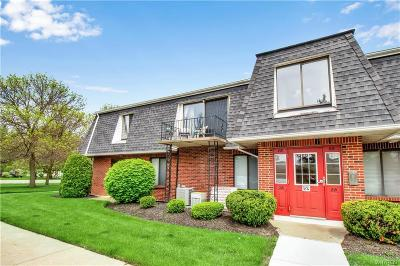 Amherst NY Condo/Townhouse For Sale: $106,900