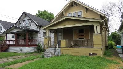 Buffalo Single Family Home For Sale: 147 Sprenger Avenue