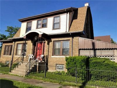 Niagara Falls Single Family Home For Sale: 2103 Ferry Avenue
