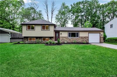 Amherst NY Single Family Home For Sale: $279,900