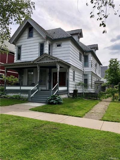 Buffalo Single Family Home For Sale: 38 Richmond Avenue
