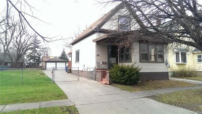 Buffalo Single Family Home For Sale: 406 Davey Street
