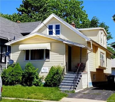 Buffalo Single Family Home For Sale: 48 Sussex Street