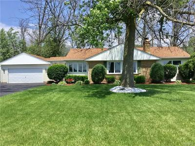 Grand Island Single Family Home For Sale: 761 West River Road