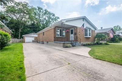 Cheektowaga Single Family Home For Sale: 299 French Road