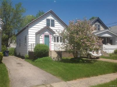 Buffalo Single Family Home For Sale: 42 Rounds Avenue