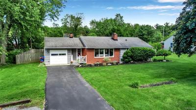 Clarence Single Family Home For Sale: 4755 Sawmill Road