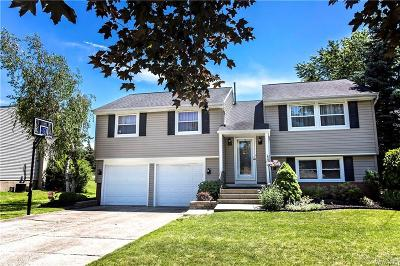 West Seneca Single Family Home For Sale: 305 Oakbrook Drive