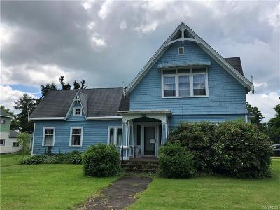 Randolph Single Family Home For Sale: 201 Main Street