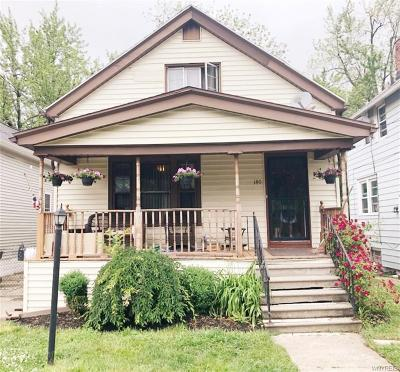 Buffalo Single Family Home For Sale: 140 Davidson Avenue