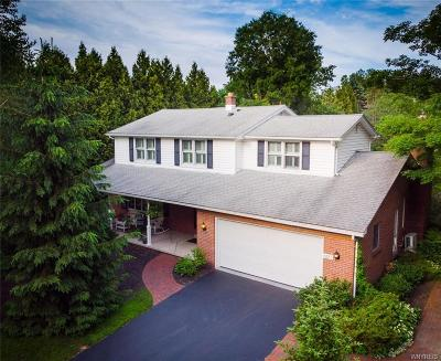 Elma Single Family Home For Sale: 1281 Stolle Road