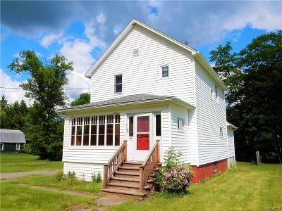 Cattaraugus County Single Family Home Active Under Contract: 158 Highland Avenue
