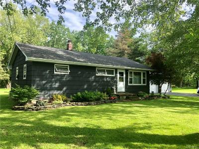 Wilson Single Family Home Pending: 3856 Youngstown Road