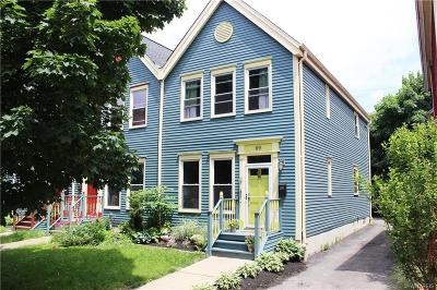 Buffalo Single Family Home For Sale: 69 Mariner Street