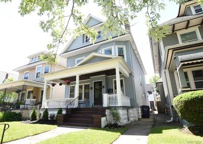 Buffalo Single Family Home For Sale: 369 W Delavan Avenue