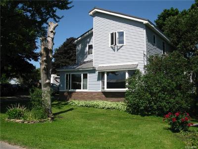 Sheldon Single Family Home For Sale: 3027 Bartz Road