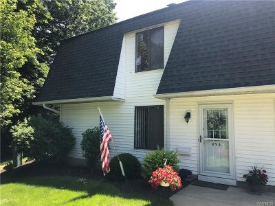 Amherst NY Single Family Home For Sale: $129,900