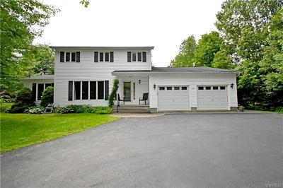 Boston Single Family Home For Sale: 7070 Taylor Road
