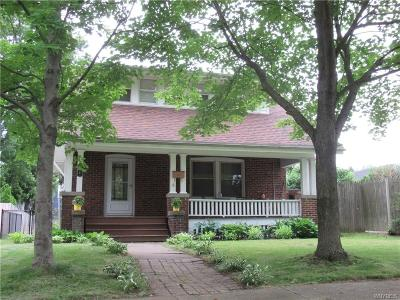 Evans Single Family Home For Sale: 14 Henry Drive