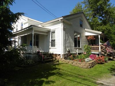 Yates Single Family Home For Sale: 1551 N Lyndonville Road
