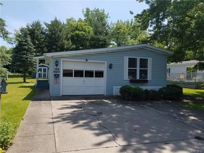 Shelby Single Family Home Active Under Contract: 120 Lakewood Village