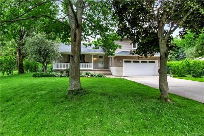 Eden Single Family Home For Sale: 2781 Oakland Drive