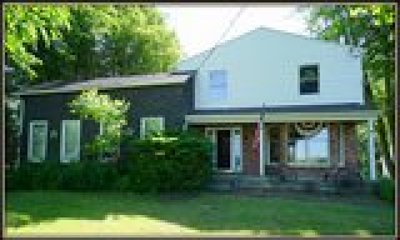 Pembroke Single Family Home For Sale: 9079 Alleghany Road