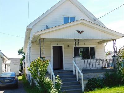 Buffalo Single Family Home For Sale: 41 Gorski Street