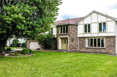 Amherst Single Family Home For Sale: 47 Wynngate Lane