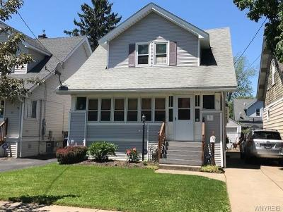 Buffalo Single Family Home For Sale: 66 Strathmore Avenue