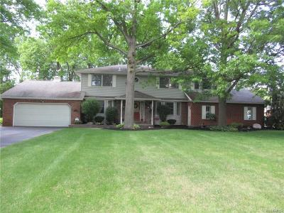 Niagara County Single Family Home For Sale: 479 Aberdeen Road
