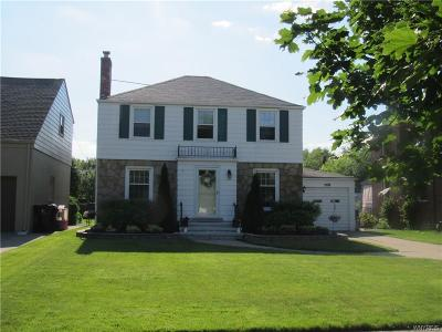 Erie County Single Family Home For Sale: 858 Starin Avenue