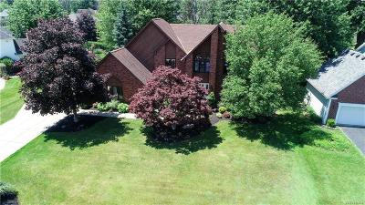 Erie County Single Family Home For Sale: 5558 Hidden Pines Court