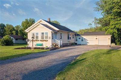 Elba Single Family Home For Sale: 6771 Oak Orchard Road